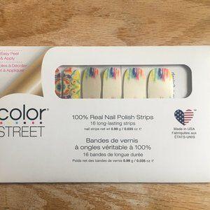 Color Street Nails - RETIRED Make a Splash